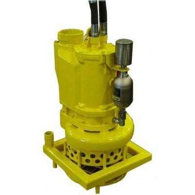 S6CSL Hydra Tech Pump ✅ мощная помпа для откачки песка и ила www.gidrotec.com.ua