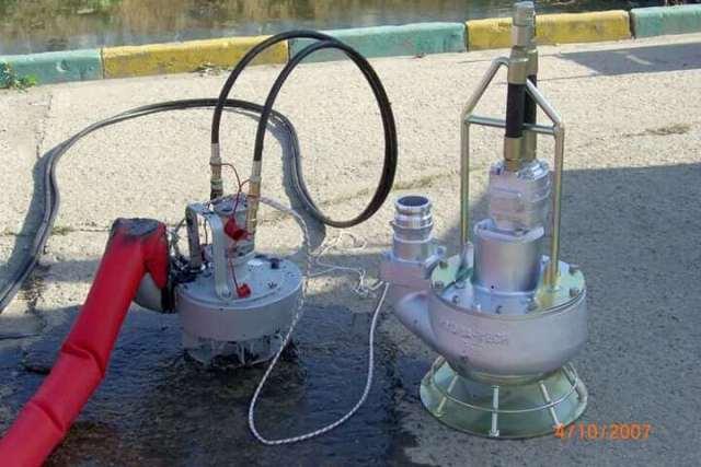Откачка воды из котлованов в Украине www.gidrotec.com.ua. Перекачка нефтепродуктов, шлама