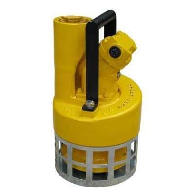 Легкая погружная гидравлическая помпа S3T Hydra Tech (США)