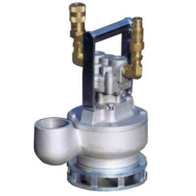 Алюминиевая гидравлическая помпа S2TСAL-2 от Hydra-Tech (США)