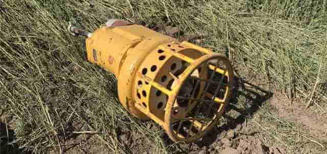 Фото помпы S6CSL от Гидра Теч для осушения озер
