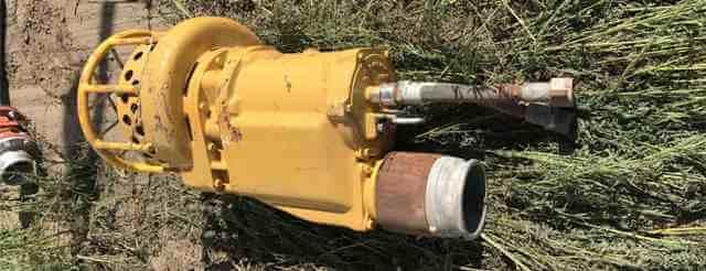 Цену на высокомощную гидравлическую помпу для выкачки прудов S6CSL от Hydra-Tech (США)
