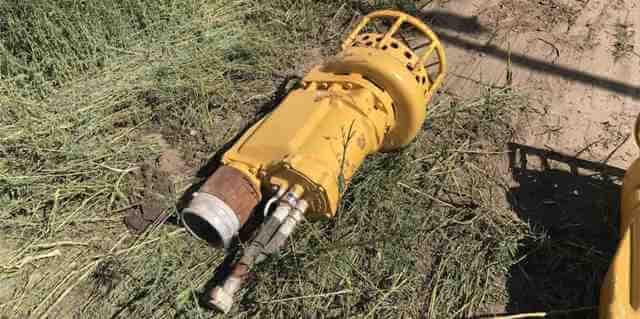Данная помпа может запитываться от гидравлических маслостанций или от другого источника (трактор, экскаватор ...).