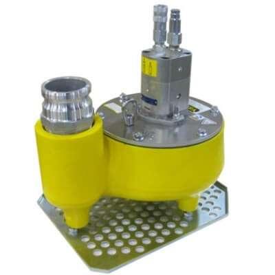 Контейнерный насос Stanley TP03 представляет собой погружной насос, который имеет выходной поток 1800
