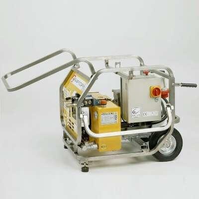 Гидравлические станции для промышленного оборудования ✔ SUPER RAPTOR E