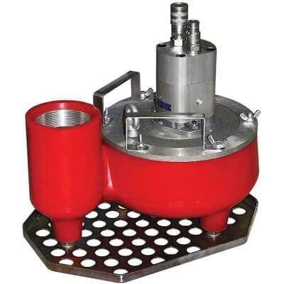 Погружной шламовый насос Stanley TP03 с гидроприводом. Gidrotec.com.ua