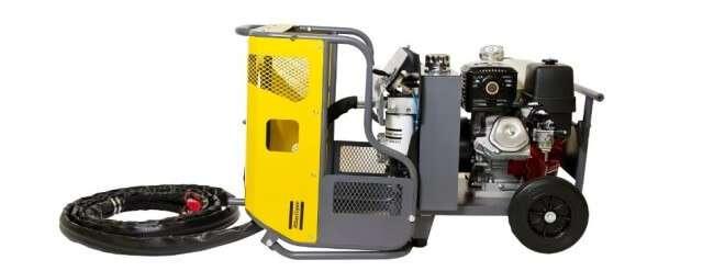 Характеристики легкой бензиновой маслостанцииLP 13-30 P:
