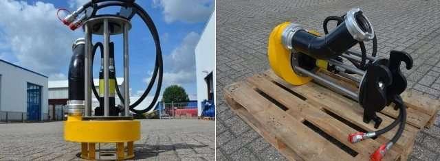Профессиональная погружная помпа SP 45 от производителя DOA (Италия) предназначена для промышленного использования