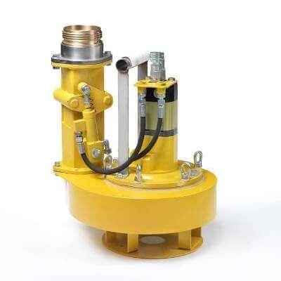 Профессиональная погружная помпа SP 45 от производителя DOA (Италия)